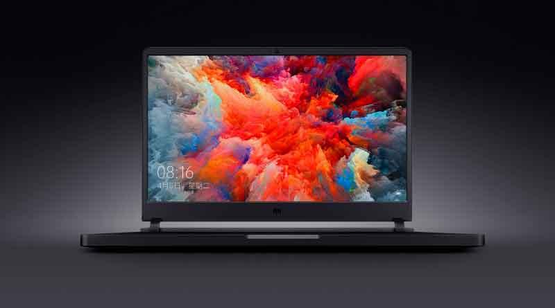 Xiaomi показала игровой ноутбук Mi Gaming Laptop