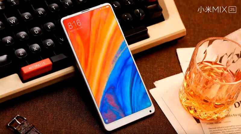 Xiaomi Mi MIX 2S - безрамочный смартфон с лучшей камерой