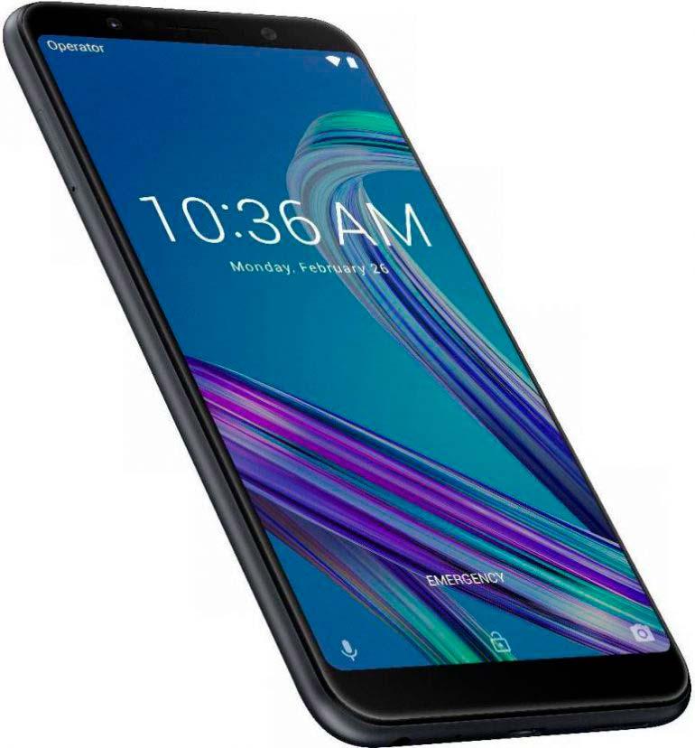 ASUS ZenFone Max Pro M1. Дисплей 5,99-дюйма