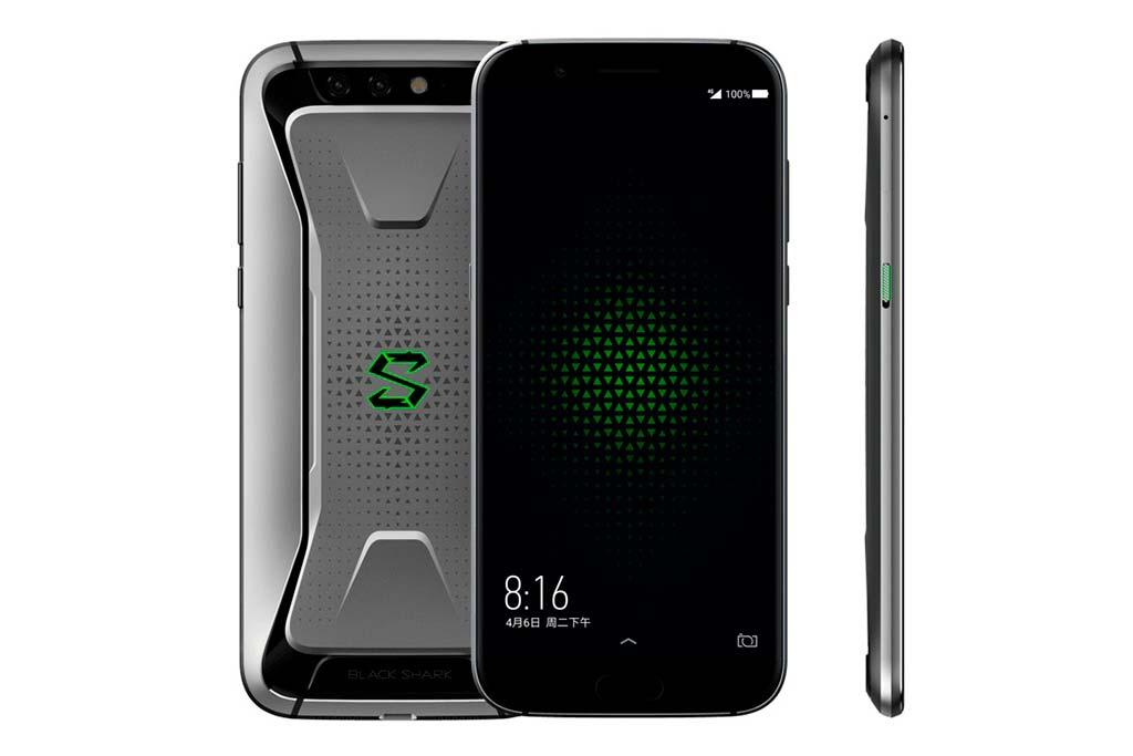 Геймерский смартфон Xiaomi Black Shark. Цена от $479