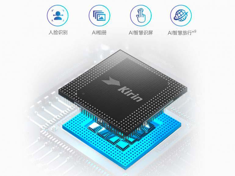 Huawei Honor 10 - восьмиядерный процессор Kirin 970