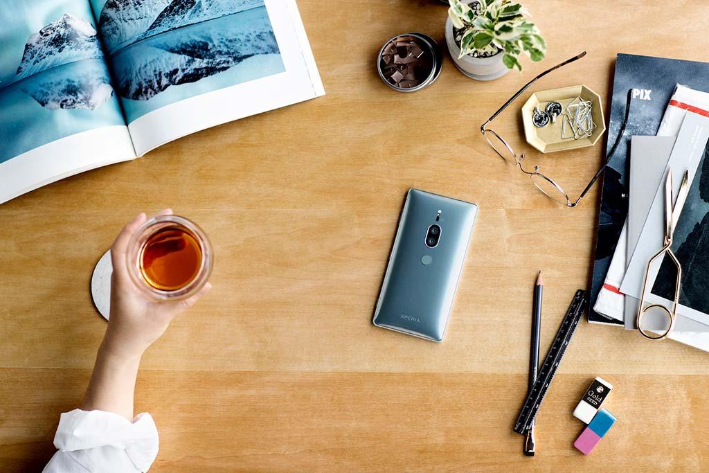 Sony Xperia XZ2 Premium - топовый премиум-смартфон 2018 года