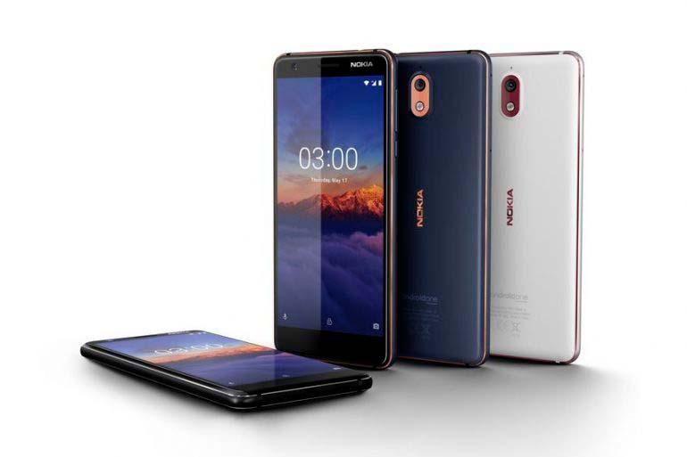 Nokia 3.1 - недорогой смартфон 2018 года