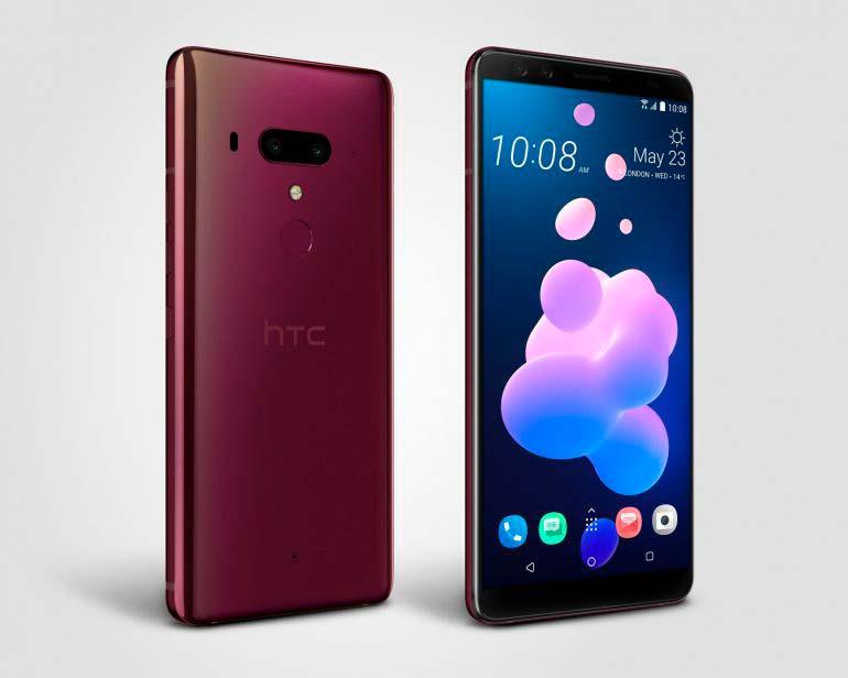 HTC U12+ цена от $799