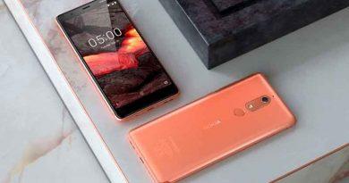 HMD выпустила обновленные смартфоны Nokia 5.1, 3.1 и 2.1