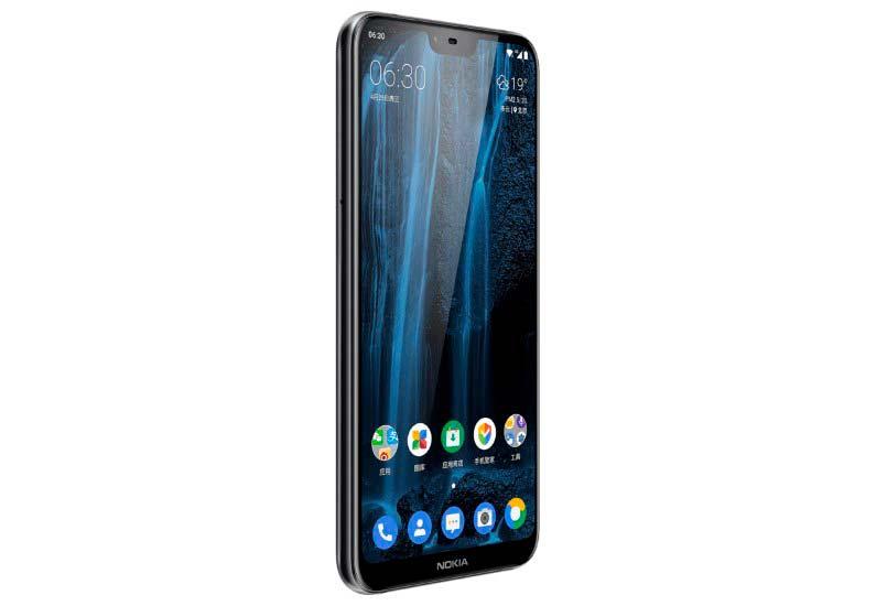 Цена Nokia X6 от $204 до $266