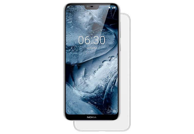 Nokia X6. Дисплей 5,8-дюйма на IPS-матрице