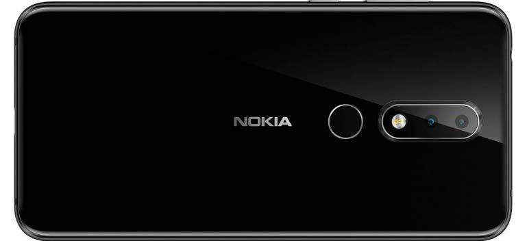 Nokia X6. Основная сдвоенная камера на 16- и 5-Мп
