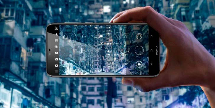 Nokia X6. Процессор SoC Snapdragon 636