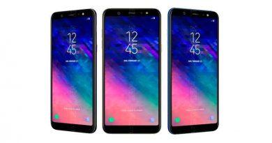 Продолжение известной линейки: смартфон Samsung Galaxy A6