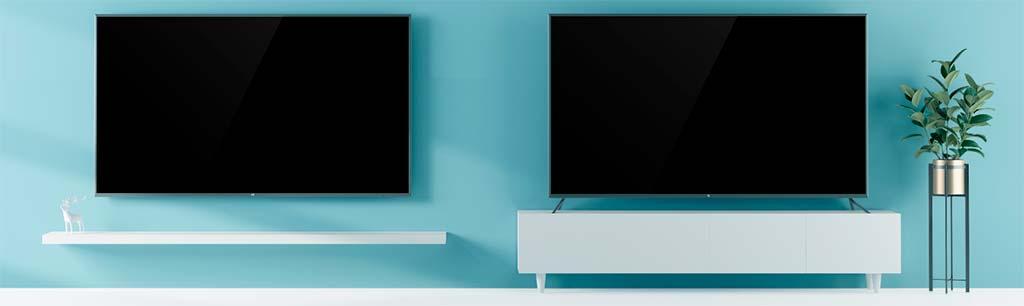 Смарт-телевизор Xiaomi Mi TV 4. Диагональ экрана 75 дюймов