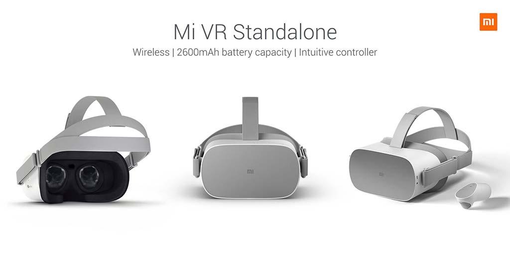 Шлем виртуальной реальности Xiaomi Mi VR Standalone