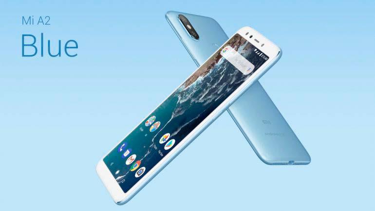 Смартфон Mi A2: цена от €250 до €350