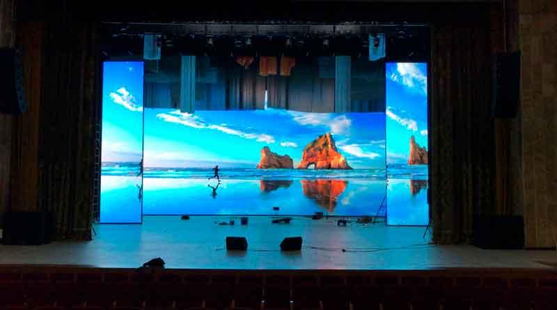 Аренда плазм и светодиодных экранов для мероприятий