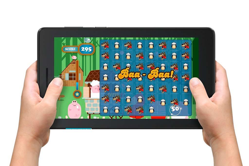 Дешевый планшет Lenovo Tab E7. Цена от $69,99