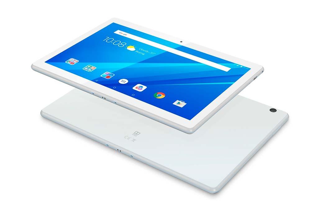 Производительный планшет Lenovo Tab M10