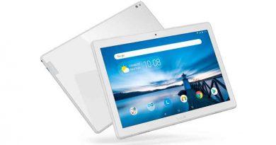 Lenovo выпустила новые Android-планшеты семейств Tab E, M и P