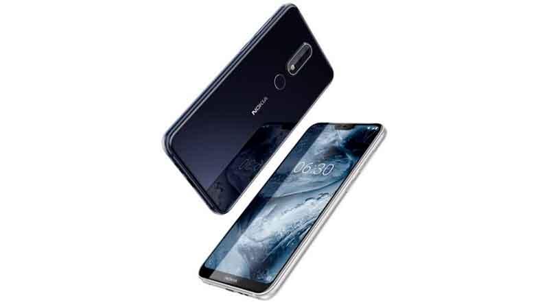 Смартфон Nokia 6.1 Plus на Snapdragon 636