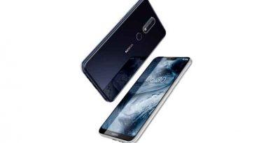 Nokia 6.1 Plus и Nokia 5.1 Plus - новинки среднего уровня
