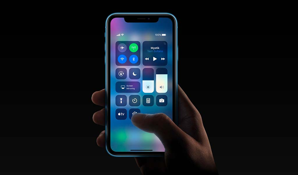 Экран Apple iPhone Xr диагональю 6,1-дюйма Liquid Retina