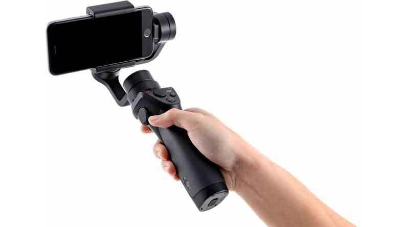 Что такое ручной стабилизатор для смартфона и зачем нужен