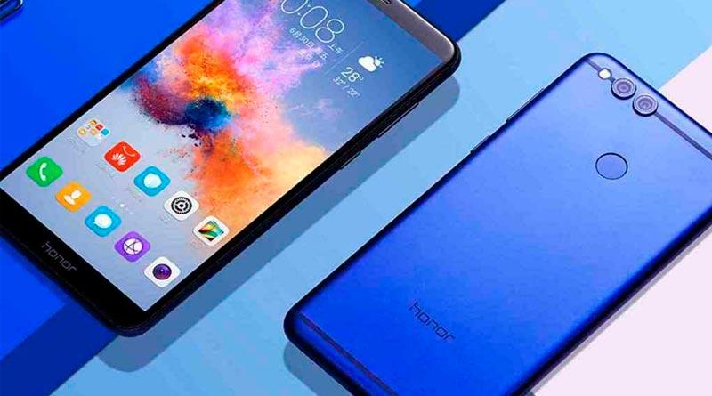 Honor 7X - смартфон для широкого круга задач с большим экраном