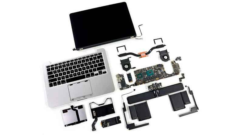 Какие комплектующие часто меняют при эксплуатации ноутбука