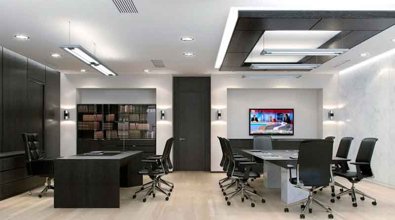 Светодиодное освещение для офиса