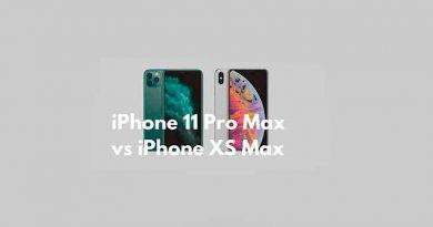 iPhone 11 Pro Max и iPhone XS Max: Полное сравнение