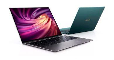 Топовый ноутбук Huawei MateBook X Pro: теперь на Intel Ice Lake