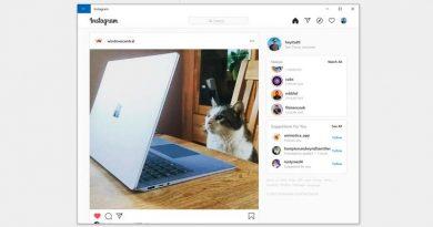 В Instagram запустили мессенджер для ПК на Windows
