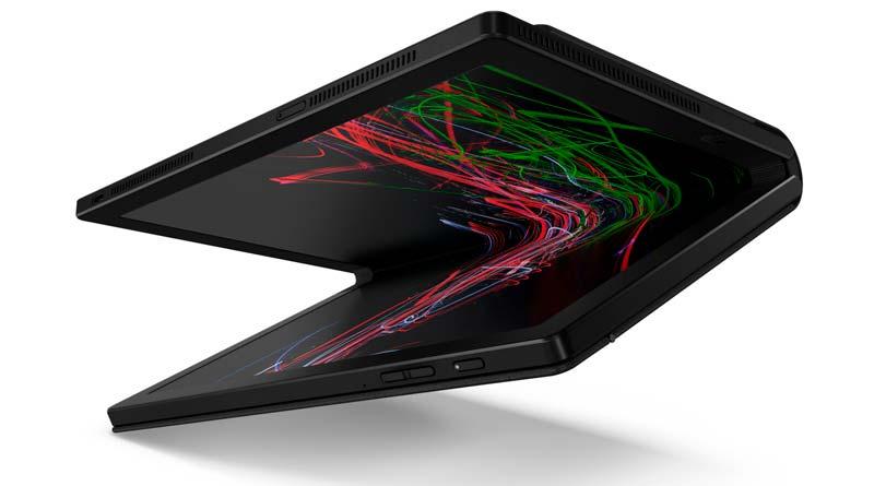 Lenovo ThinkPad X1 Fold - ноутбук со складным дисплеем