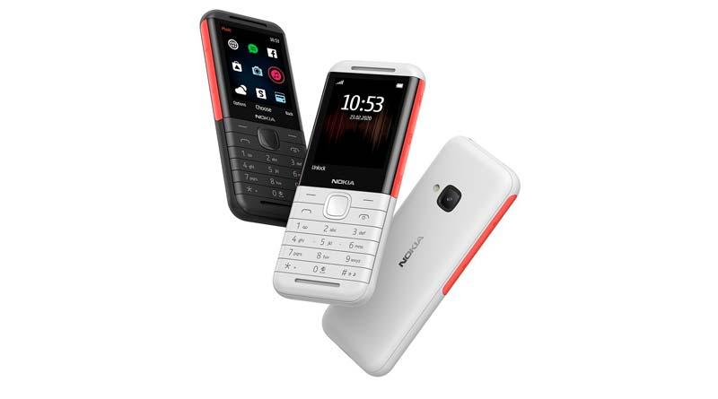 Легендарная Nokia 5310 вернулась в 2020 году