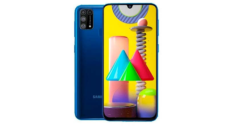 Samsung Galaxy M31 - бюджетник с батарейкой на 6 000 мАч