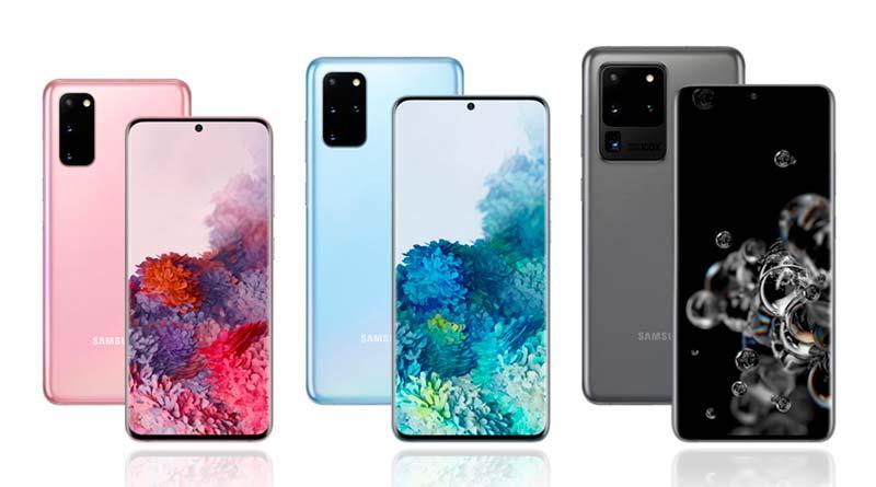 Топовые Samsung Galaxy S20, S20+ и S20 Ultra официально