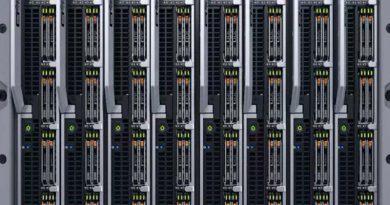 Преимущества серверного оборудования Dell. Блейд-шасси M1000e