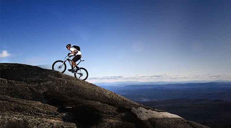 Зачем покупать горный велосипед, когда другие берут электро-самокат