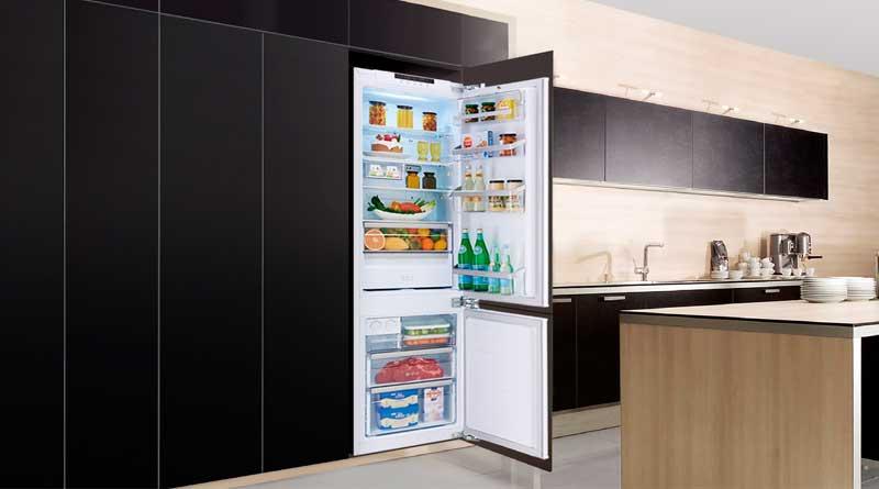 Надежный, стильный и вместительный холодильник LG GA-B509SLKM