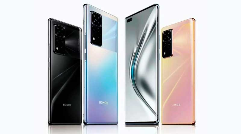 Вышел топовый Honor V40: первый смартфон без Huawei