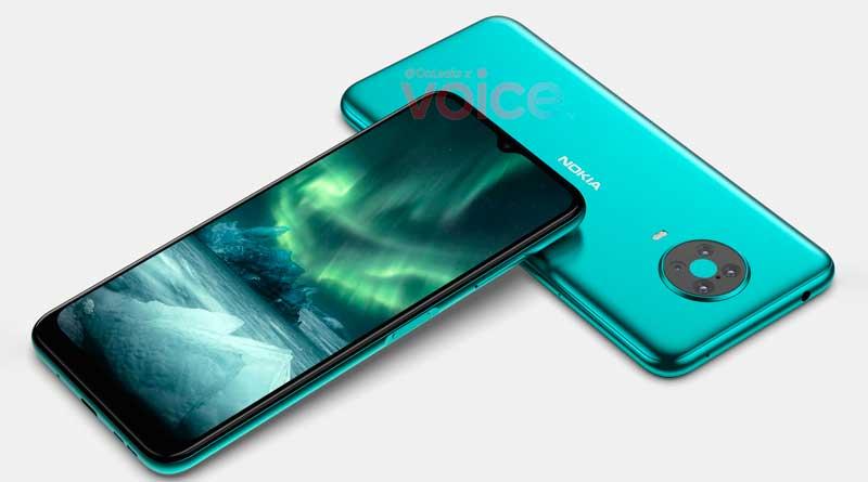 Nokia 6.4 — новый смартфон среднего уровня
