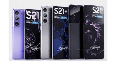 Новый флагман Samsung Galaxy S21 вышел сразу в трёх версиях