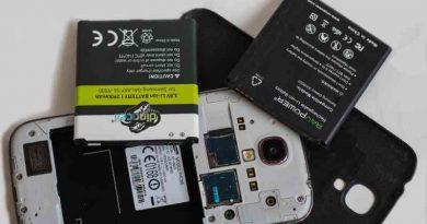 Замена аккумуляторной батареи: ещё немного жизни смартфону