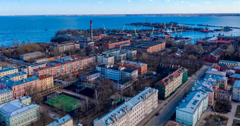 Какие есть квартиры на продажу в городе Кронштадт